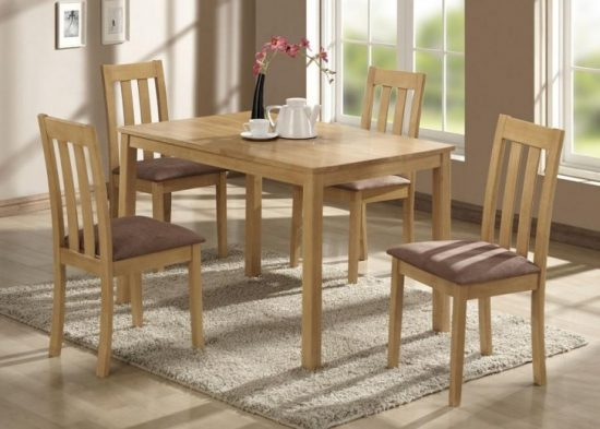 Cheap dining room sets the cheapest yet the best for Reasonable dining room sets