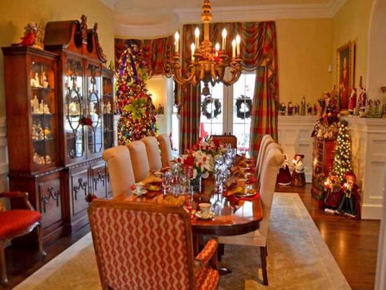 Christmas Dining Room Decoration Have You Ever Heard About This Year S Idea
