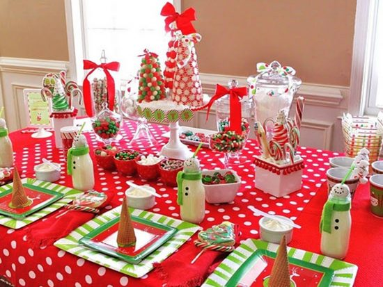 Christmas Dining Room Decoration – Have You Ever Heard about this ...