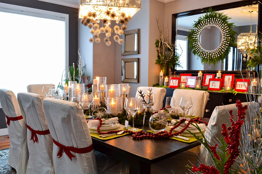 Dining Room Christmas Decorations christmas dining room decoration – have you ever heard about this