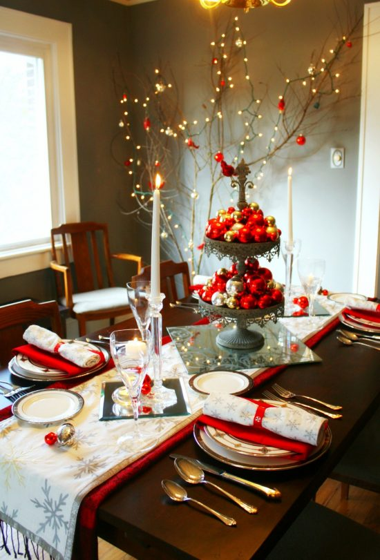 Christmas Dining Room christmas dining room decoration – have you ever heard about this