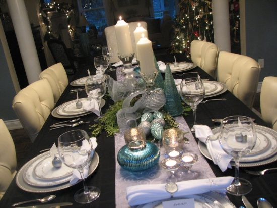 Dining Room Decorating Ideas for this year's holidays