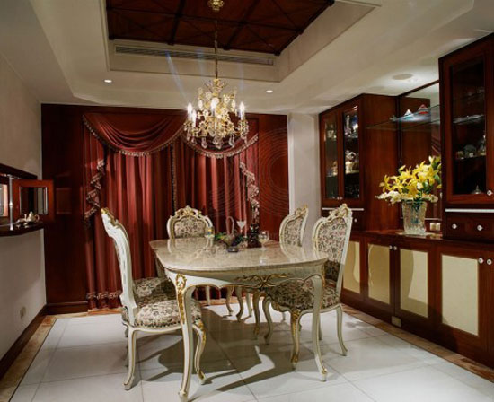 Design your dining room