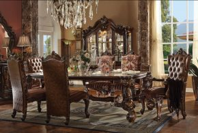 Formal Dining Room Sets – How Elegance is Made Possible