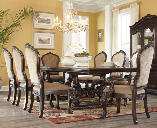 formal dining room sets how elegance is made possible