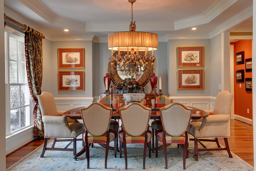Formal dining room vs dining room dining room ideas for Southern dining room