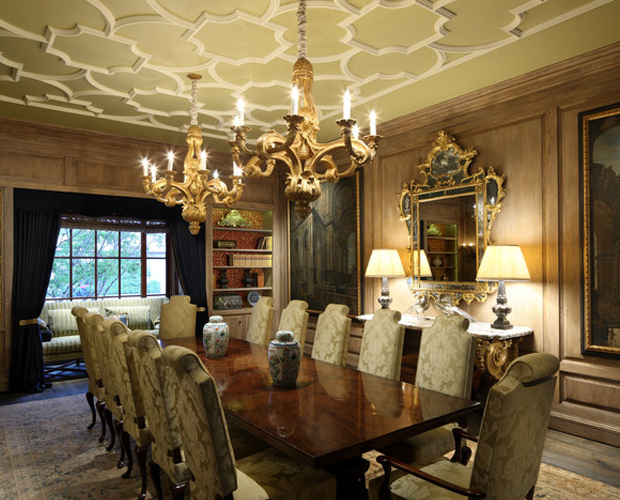 Classy Dining Room Ideas - 3D house designs - veerle.us