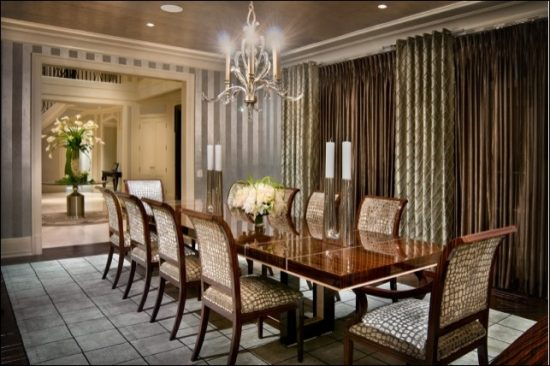 How to create inspired dining room theme in 2017