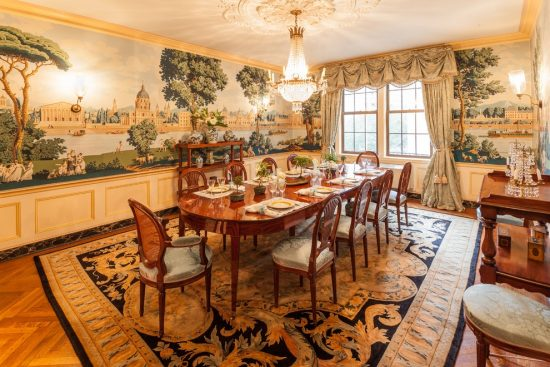 how to create inspired dining room theme in 2017 - dining room ideas