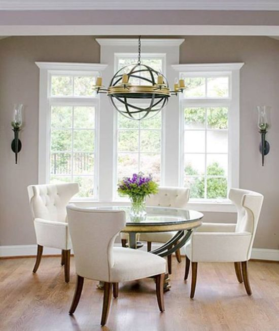How to design an attractive dining room to spice up 2017 homes