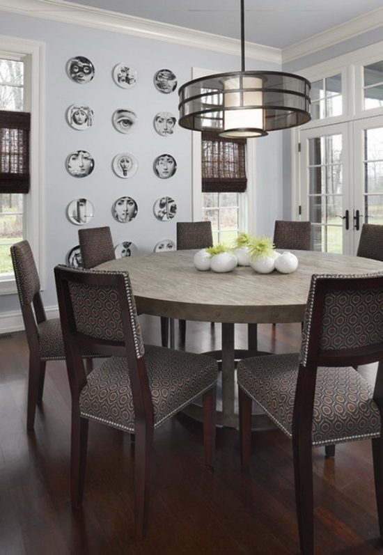 Pick the best dining room set from 2017 design world for Popular dining room sets