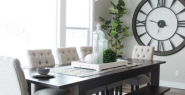 Tips to consider when getting your own furniture in dining room