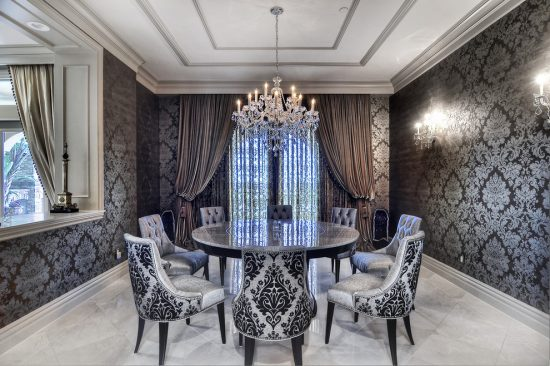 Good 2017 Inspirational Ideas To Decorate A Glamorous Dining Room Elegantly