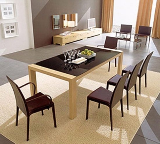A quick guide of 2017 design world to buy a perfect dining for Dining room table designs