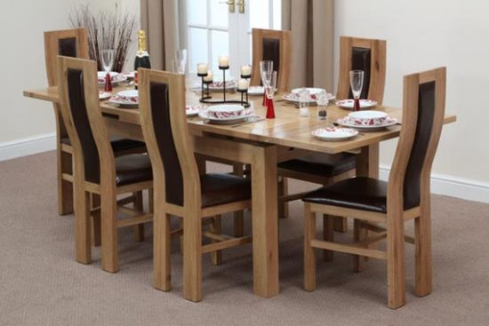 A quick guide of 2017 design world to buy a perfect dining for Latest wooden dining table