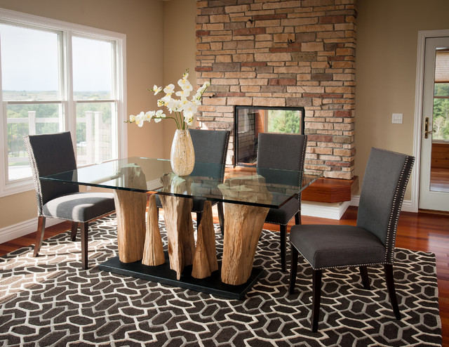 Accessorize your dining room as beautiful as you can in for Dining room designs 2017