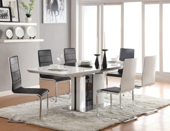 best 2017 dining room table and chair set choice for 6 On best dining sets 2017