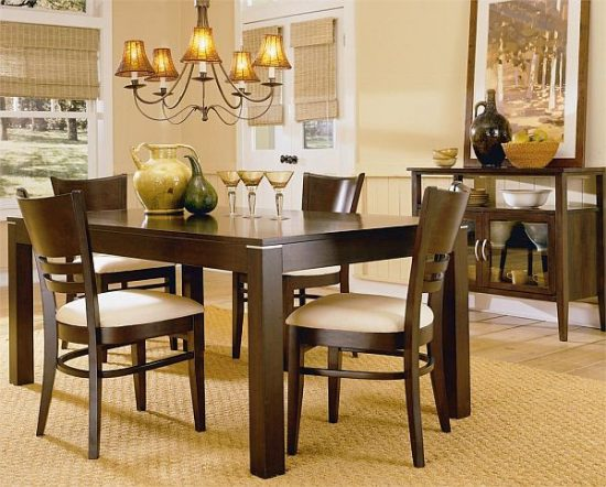 Casual Dining Room Furniture – Enjoy the Ultimate House Elegance ...