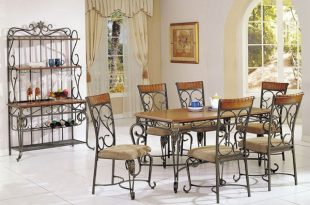 Dining Room Design Iron Table Decor An Insane Guide To Perfection