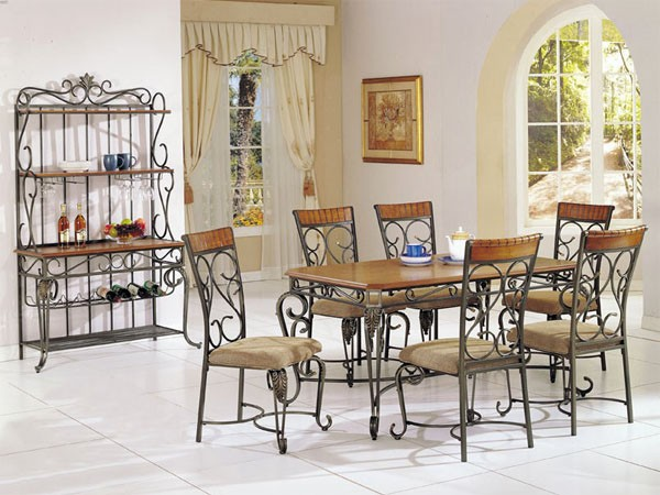 Dining Room Design U0026 Iron Dining Table Decor U2013 An Insane Guide To  Perfection   Dining Room Design, Dining Table Part 39