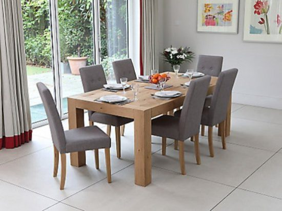 Dining room furniture what exactly you need to find in a for Dining room table with couch