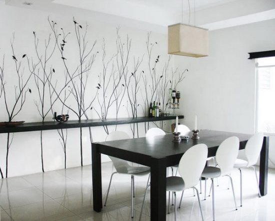 Dining Room Wall Decorations U2013 How Wall Decorations Can Make Your Home  Better
