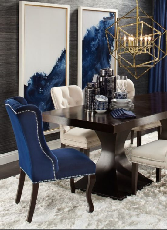 Enjoy the variety of dining chairs styles available in for Dining room ideas 2017