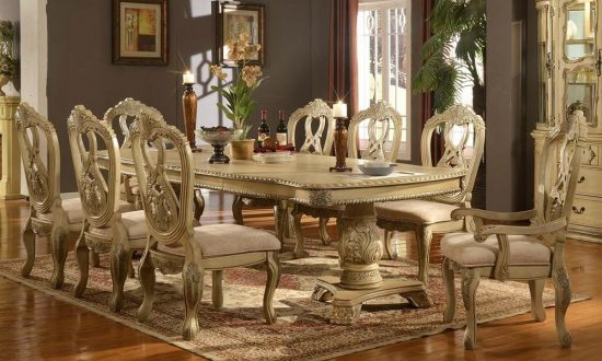 Elegant Dining Table Sets ~ Formal dining room sets reasons why tables offer