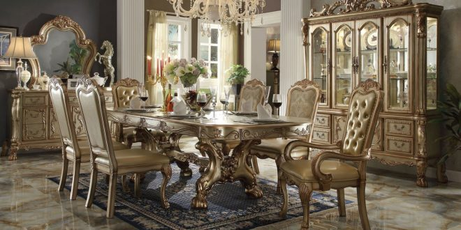Formal Dining Room Sets U2013 Reasons Why Formal Tables Offer More Than Just A  Formal Ambience