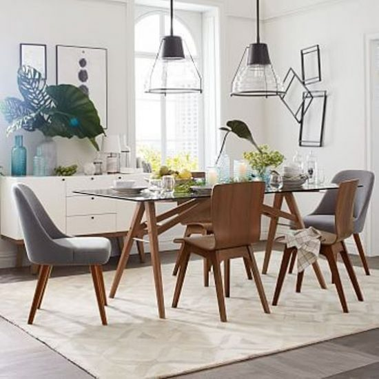 your dining table perfectly with 2017 latest trends dining table