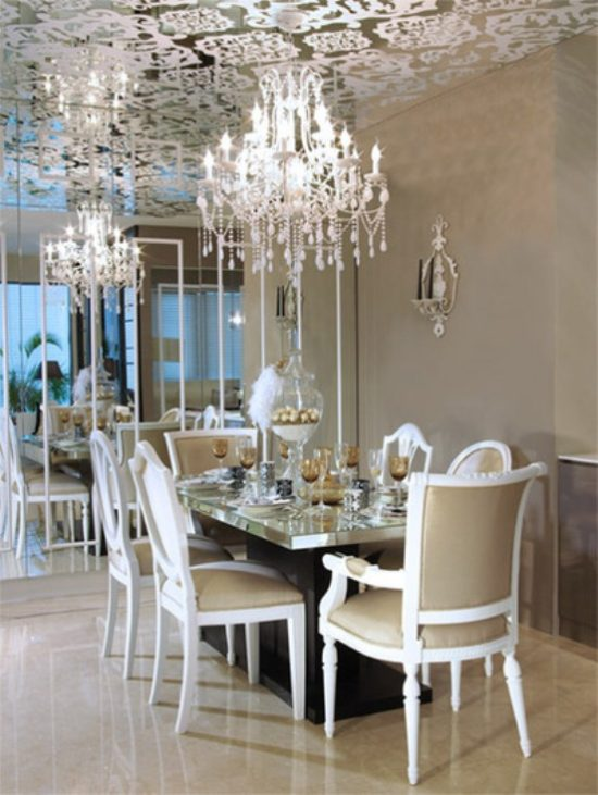 How to get a gorgeous interior design dining room in 2017 for Dining room designs 2017