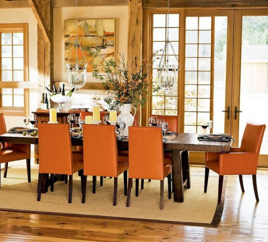 Mission Style Dining Room; Timeless Beauty And Functionality Inside Your  Home Part 84