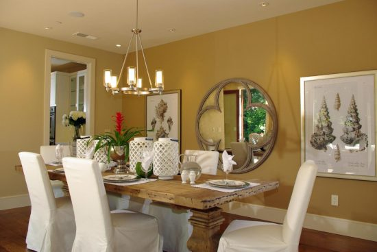 Pine dining room furniture; the beauty and charm with durability feature