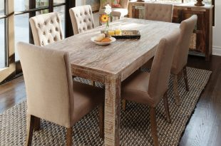 Refinishing a Dining Room Set – Revive Your Shabby Dining Room Set