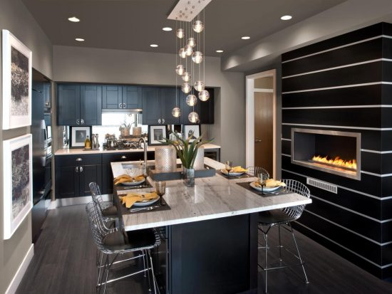 Simple tips to renovate your dining area with 2017 trends