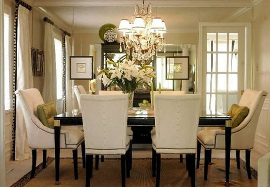 Simple tips to renovate your dining area with 2017 trends for Dining room 2014 trends