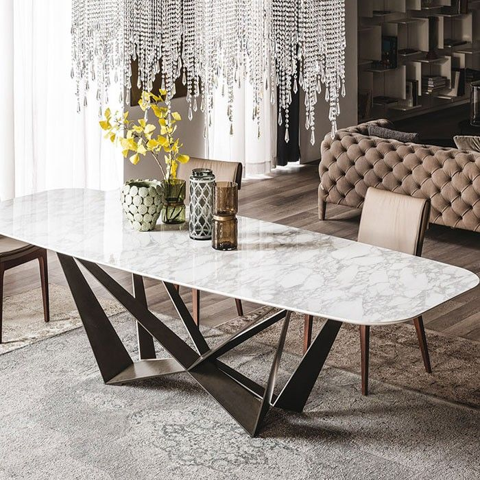 All About The Dining Room Tabletop Options Available In 2017 Design World   Dining  Room Design
