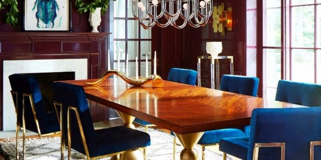 Beautify Your Dining Space With 2017 Fashionable Modern Room Furniture