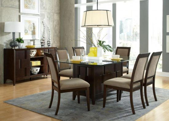 Different Ideas For 2017 Stunning Dining Room Setting