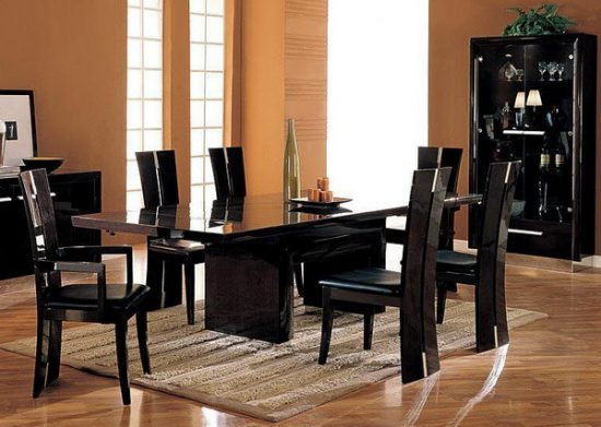 dining room table sets expandable dining table sets for