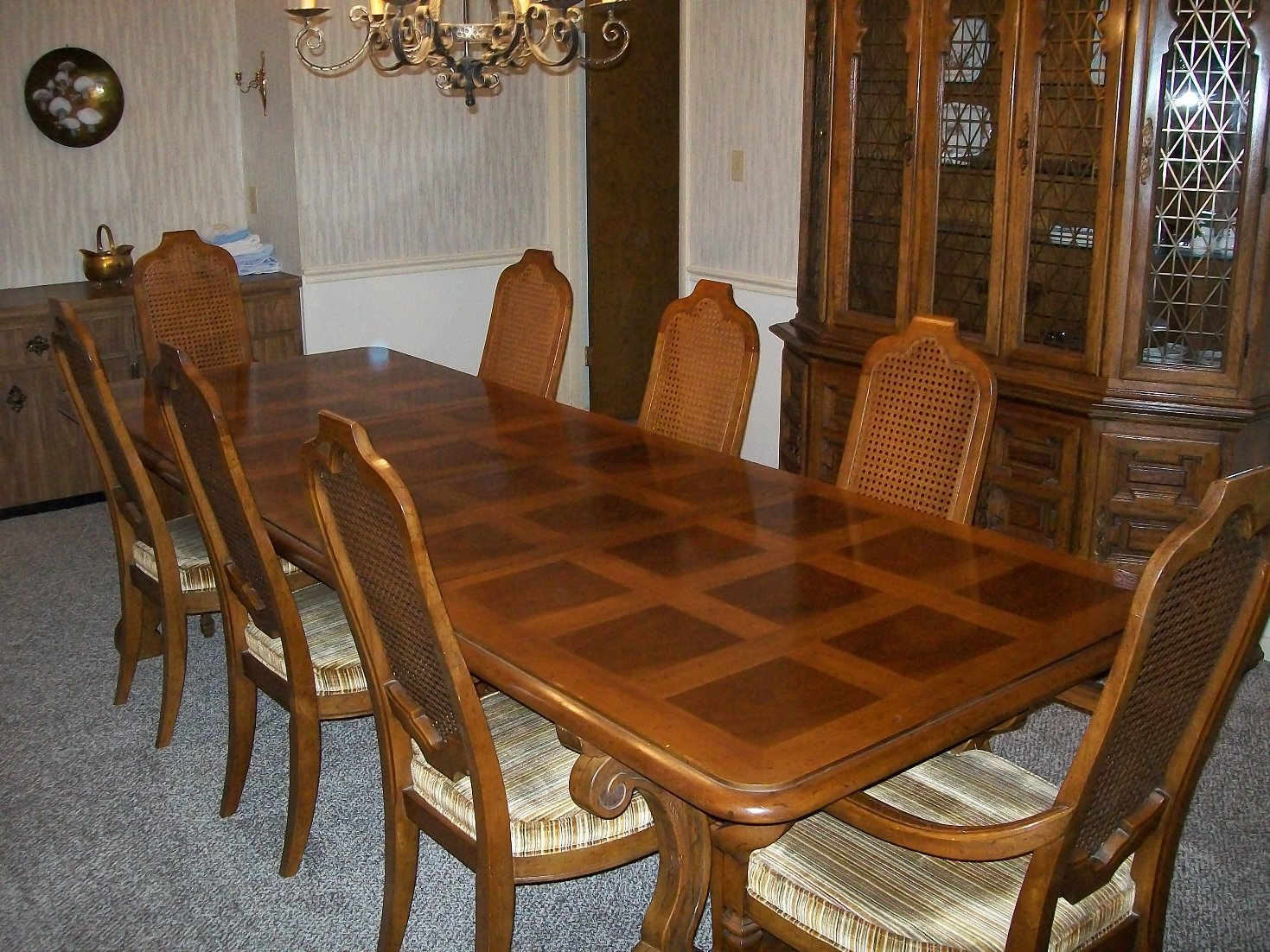 Dining room table pads maximum protection safety and elegant look 1 dining room table pads - Protective table pads dining room tables ...