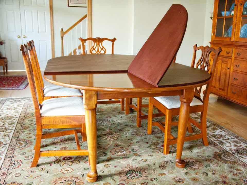 Dining room table pads; Maximum protection, safety, and elegant look ...
