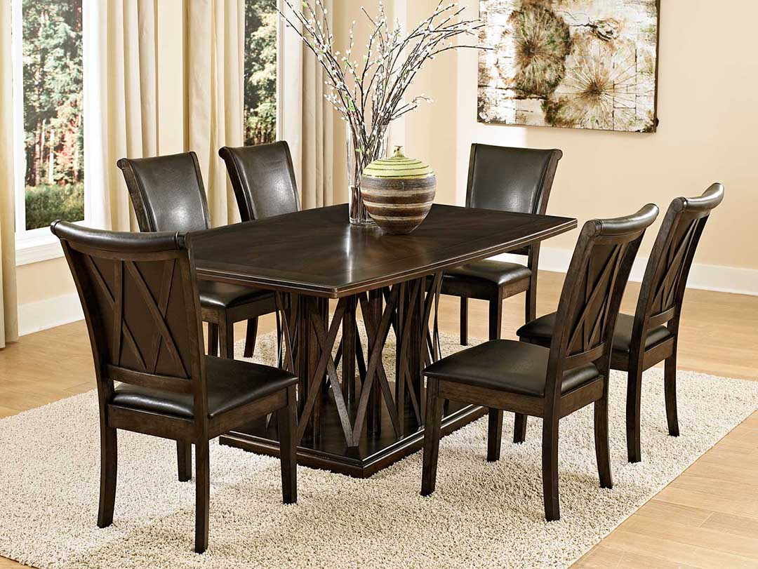 Discount dining room tables how to find and what to get for Best place to buy dining room chairs