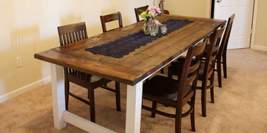 Best 25 farm style dining tables for sale