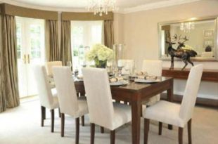 Feng Shui dining room décor for energetic healthy homes