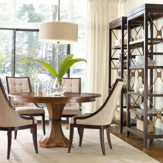 Invest In Pedestal Dining Room Table For A Magnificent Beauty And Functionality Dining Room Tables