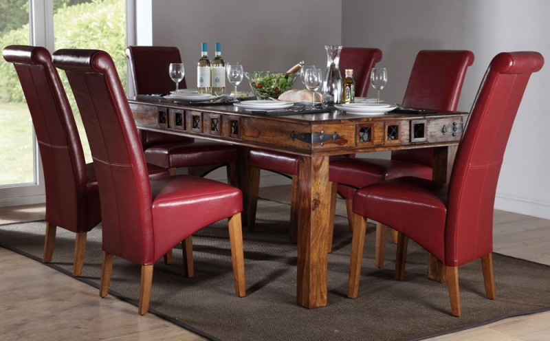Leather Dining Room Chairs; A Touch Of Class And Elegance In Dining Space   Dining  Room Chairs, Leather Dining Chairs