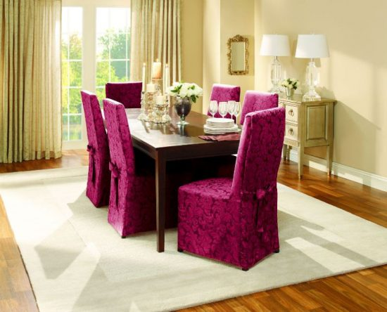 Multi purposes dining room design a new trend to follow in 2017 dining room design - Latest dining room trends to follow ...