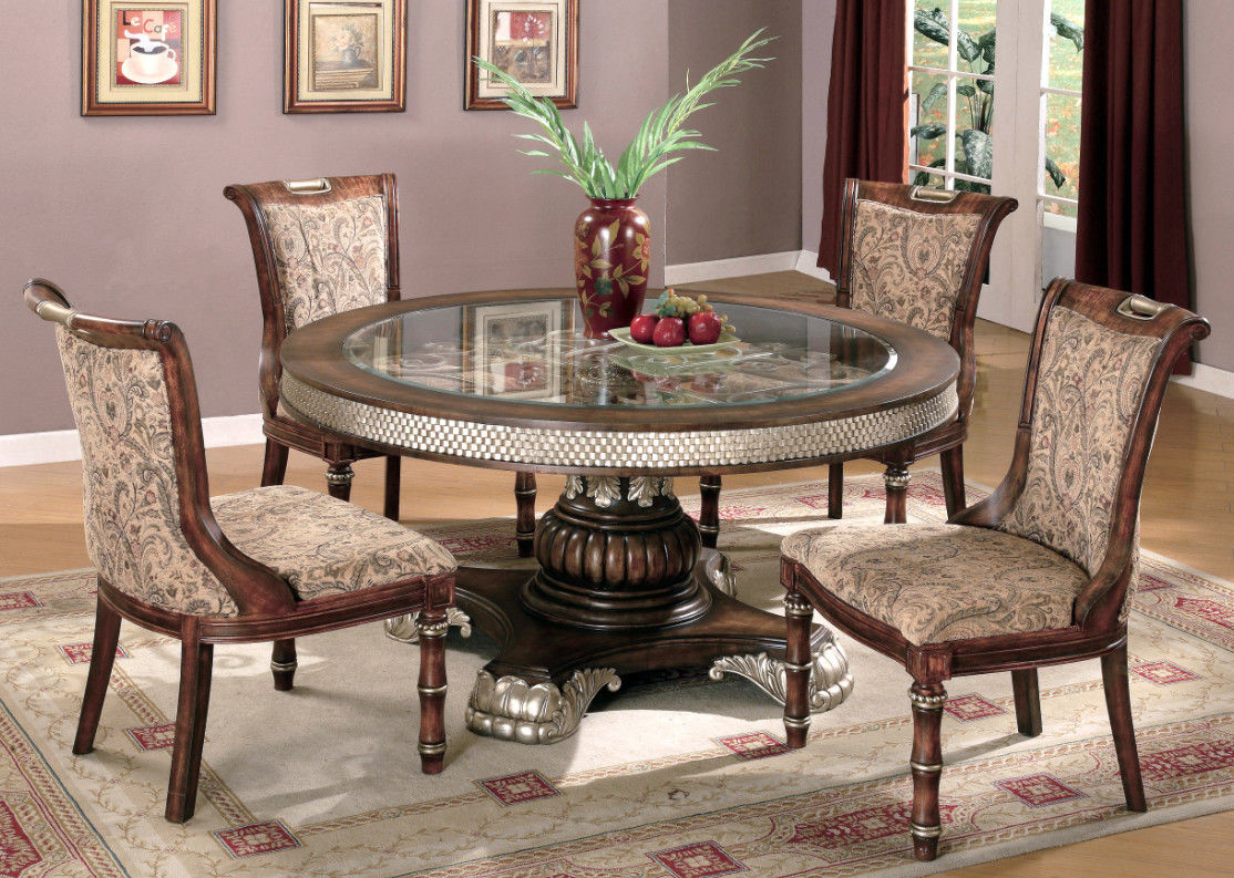 Opting for a dining room set constructive ideas dining for Dining room set ideas