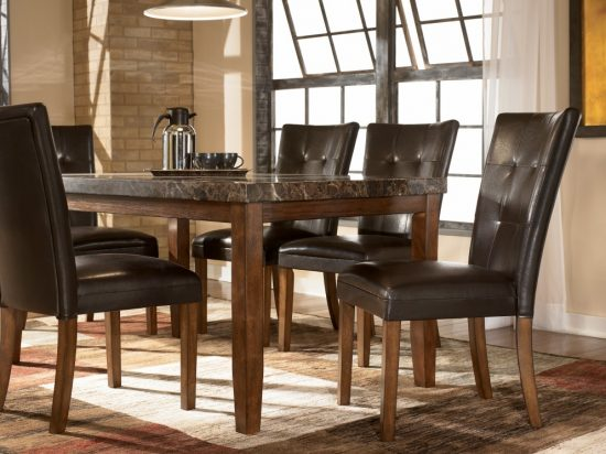 Rustic dining room furniture lends your space aesthetic for Less expensive furniture